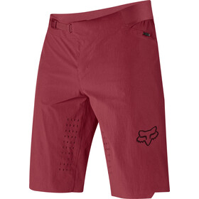 Fox Flexair No Liner Short Homme, cardinal